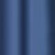 Modré závěsy