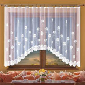 Obloukové záclony
