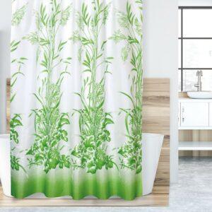 Bellatex Sprchový závěs Tráva zelená